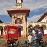 Antsirabe - Rickshaw