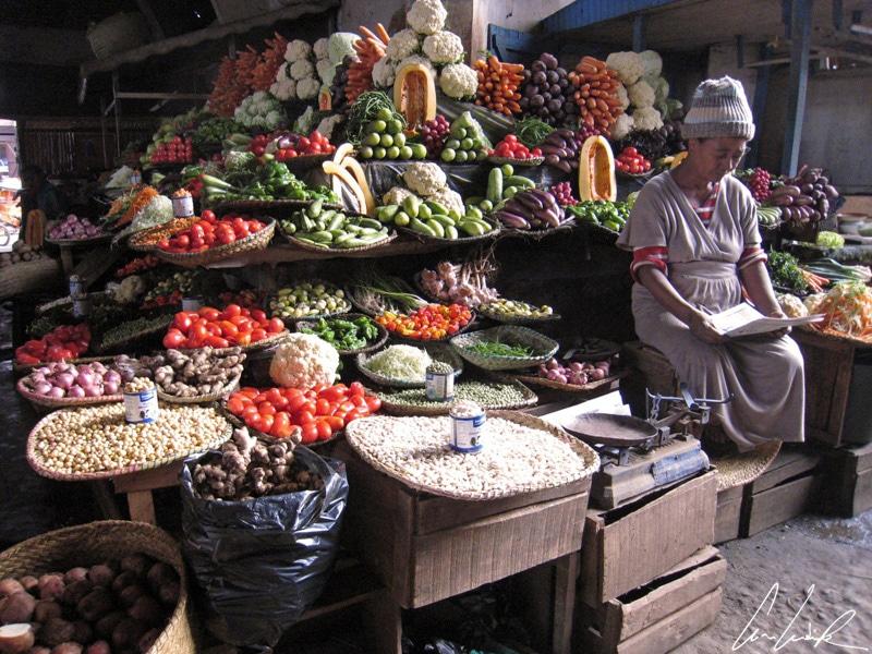 Antsirabe - Local market