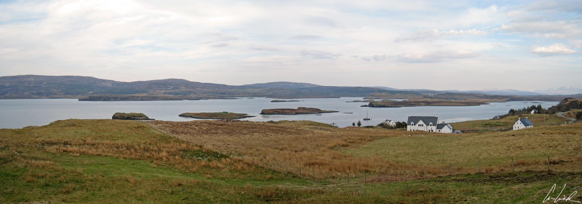 Skye Island, Bay
