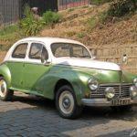 Tananarive - Peugeot 203