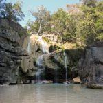 Tsiribihina - Waterfall