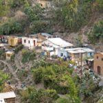 Tananarive - Old shacks