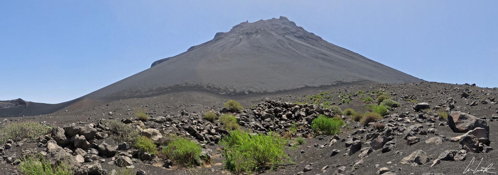 Fogo Stratovolcan Pico