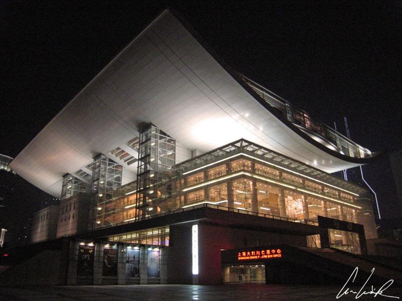 The Shanghai Grand Theater