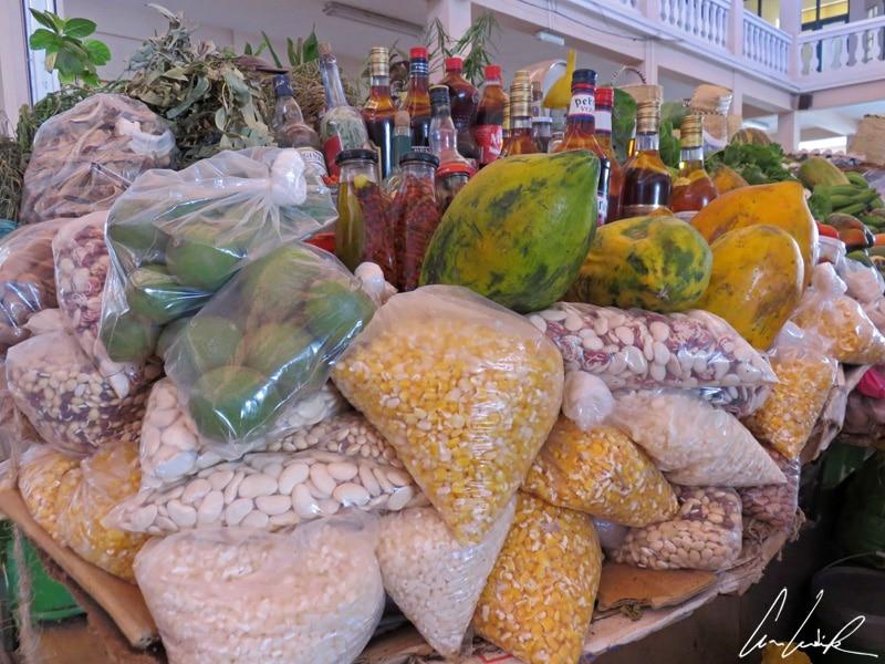 Sao Vicente Mindelo - Municipal market