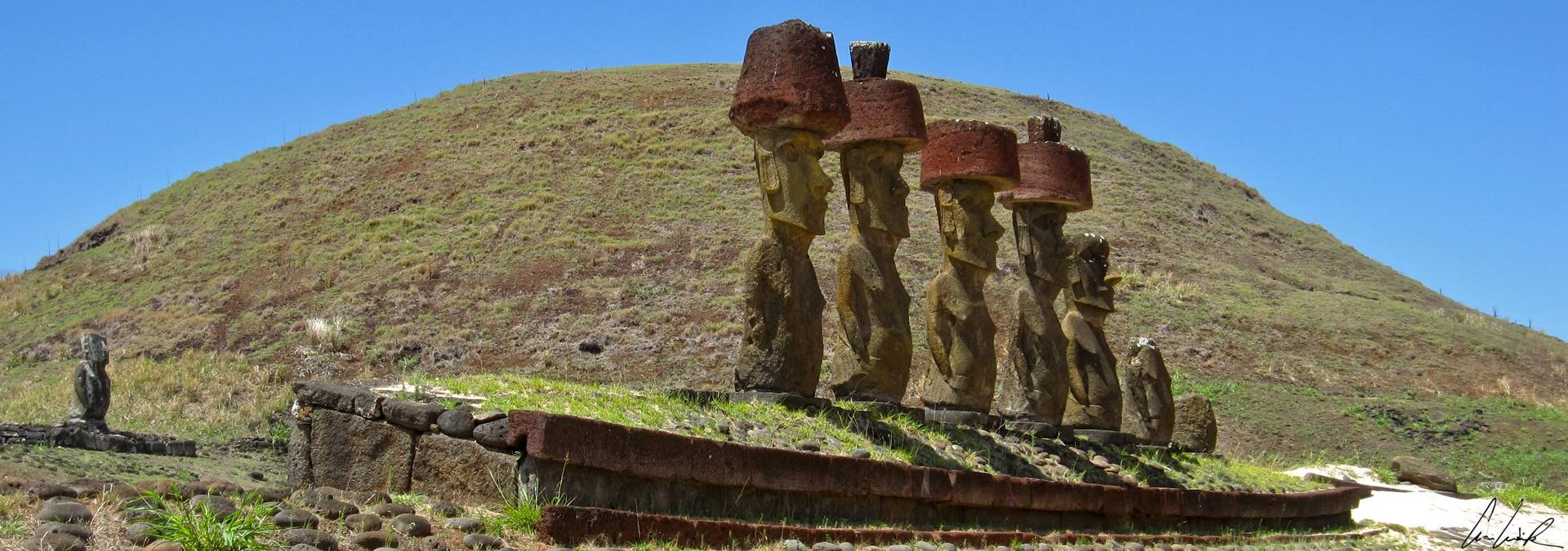 L'île de Pâques, la mystérieuse Rapa Nui