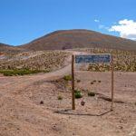 Sur la route du retour d'El Tatio, il est impossible de manquer le petit village de Machuca perché à 4200 mètres d'altitude