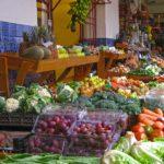 Madère - Les fruits & légumes et les produits locaux se se font la part belle au marché des Laboureurs à Funchal