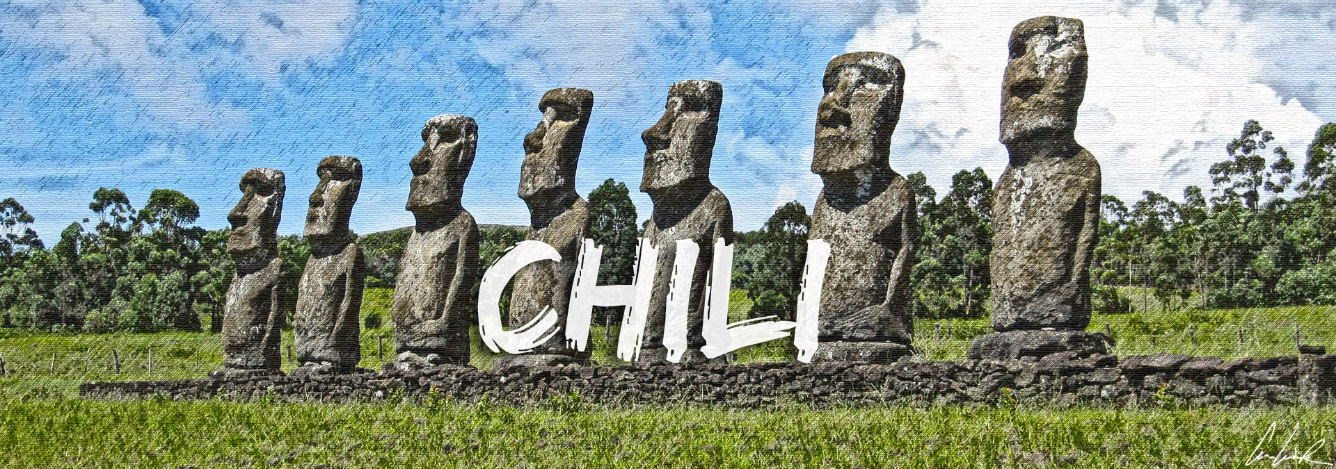 C-Ludik - Pays visité : Chili
