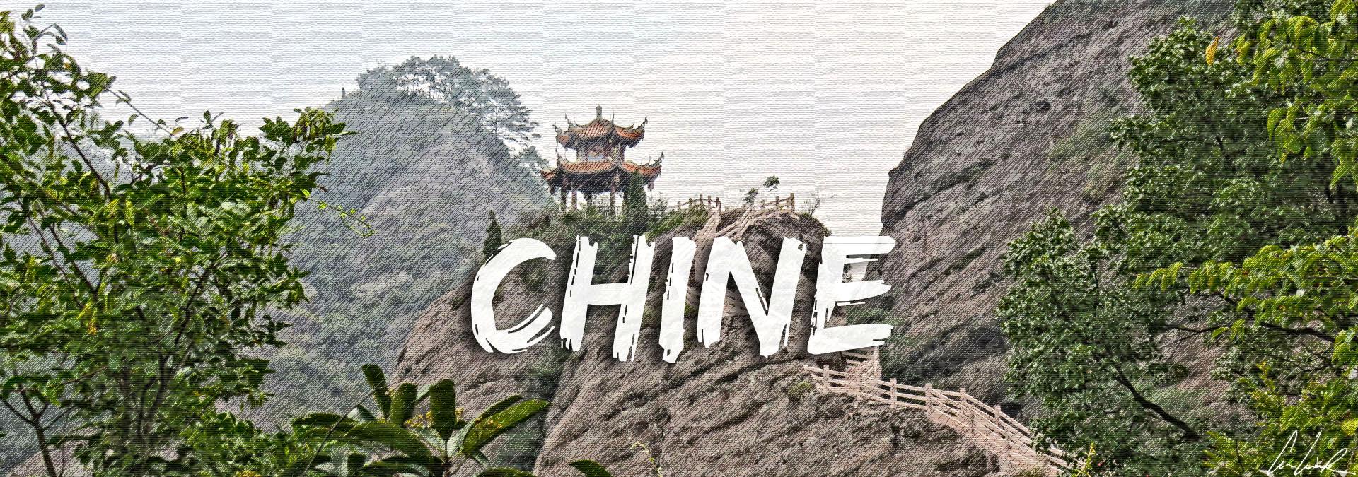 C-Ludik - Pays visité : Chine