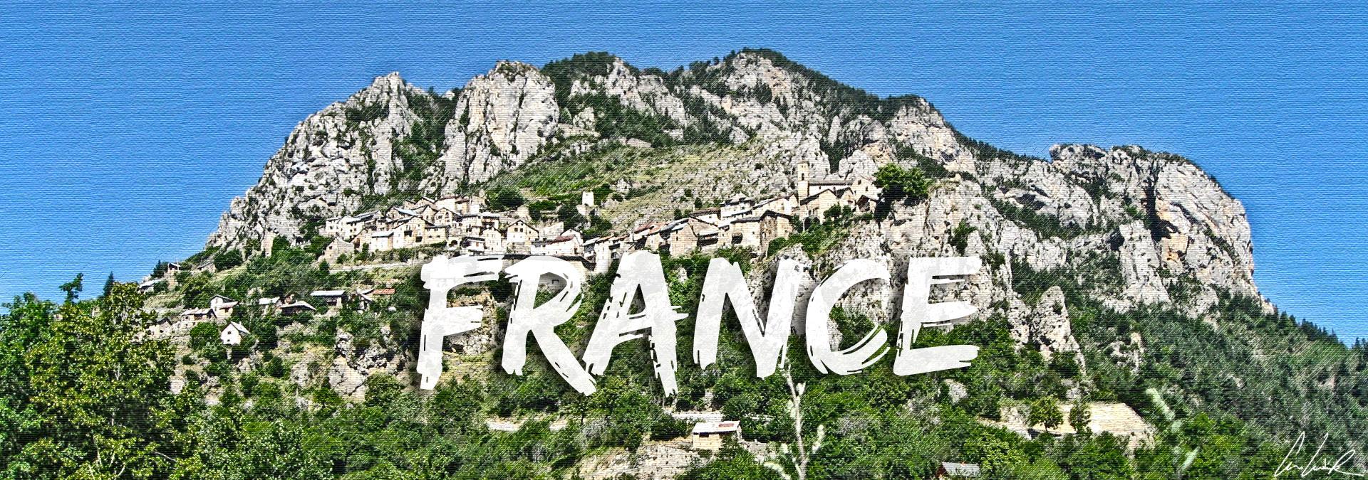 C-Ludik - Pays visité : France