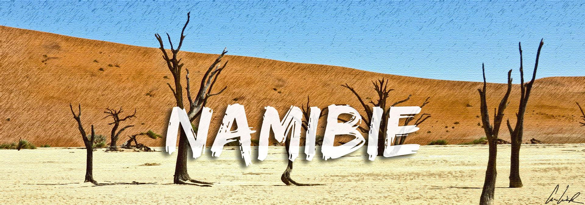C-Ludik - Pays visité : Namibie