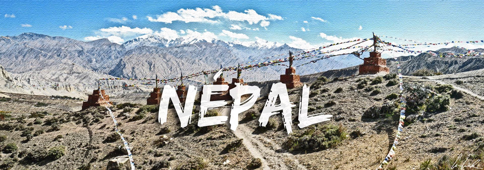 C-Ludik - Pays visité : Népal