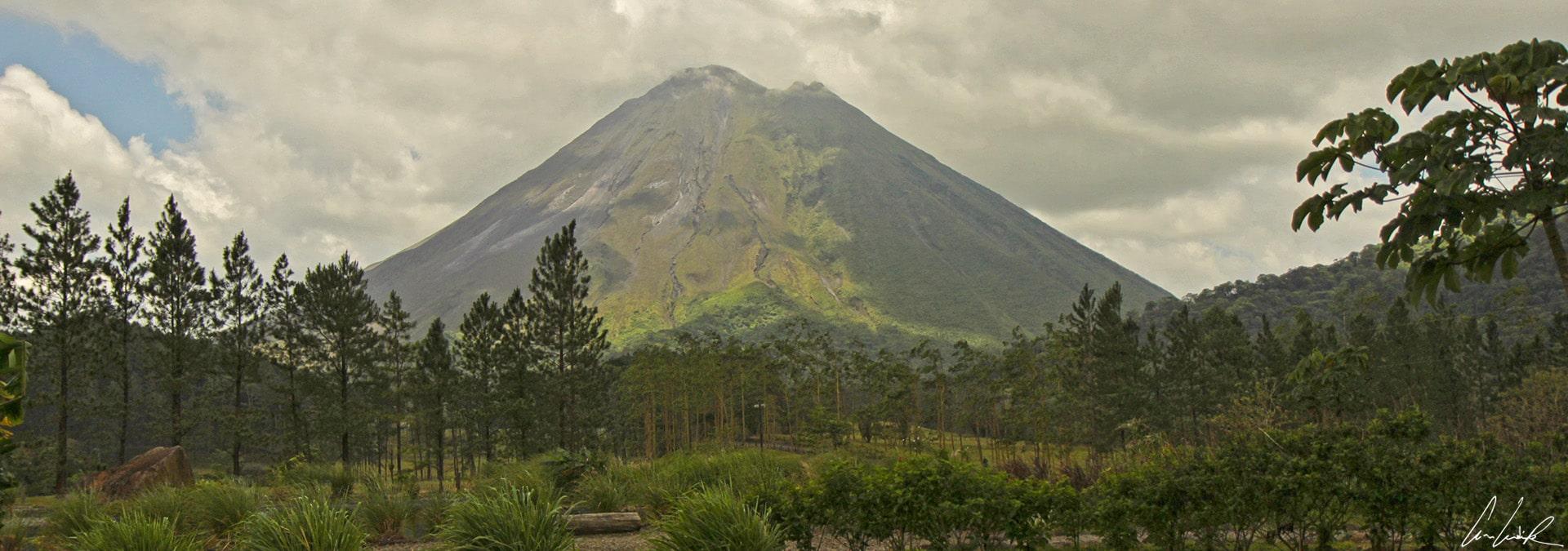 Découvrir la faune et la flore du parc national du Volcan Arenal